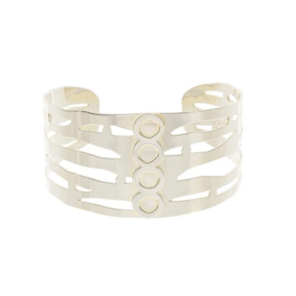 bracelet argent femme antique